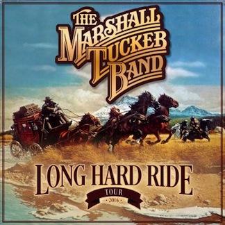 Marshall Tucker Band tour 2016