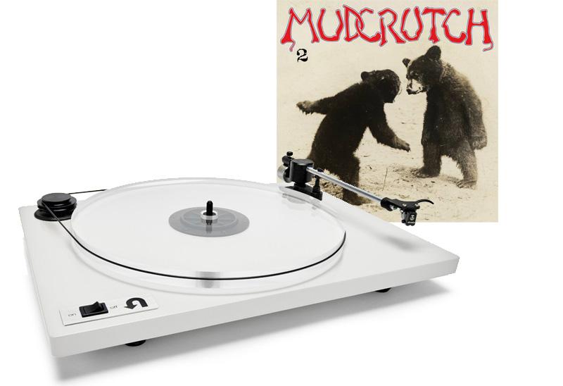 Mudcrutch 2 U-Turn audio