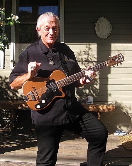Charlie Musselwhite Vintage Guitar 174 Magazine