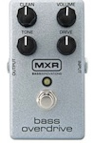 MXR offers Bass Overdrive