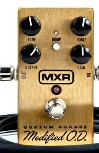 MXR Custom Badass Modified OD