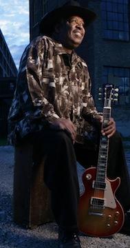 Chicago-blues guitarist Magic Slim passes