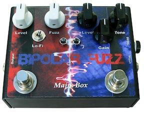 Majik Box Bipolar Fuzz