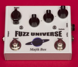 Majik Box offers custom Fuzz Universe.