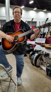 Matt McCabe / Saratoga Guitar