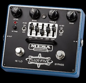 Mesa Flux Five EQ