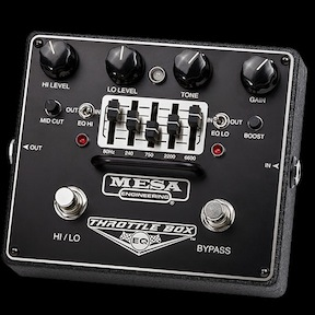 Mesa Throttle Box EQ