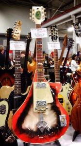 Mid-'60s Wandre Selene at Southside Guitars.
