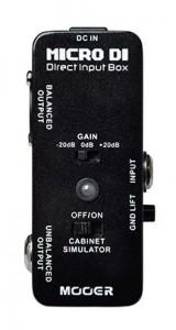 Mooer Audio Micro DI