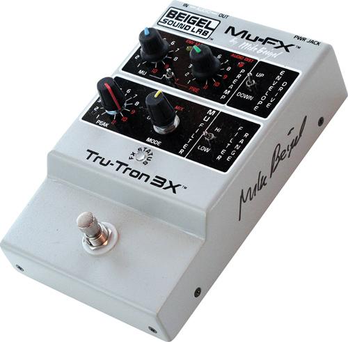 Mu-FX TruTron 3X