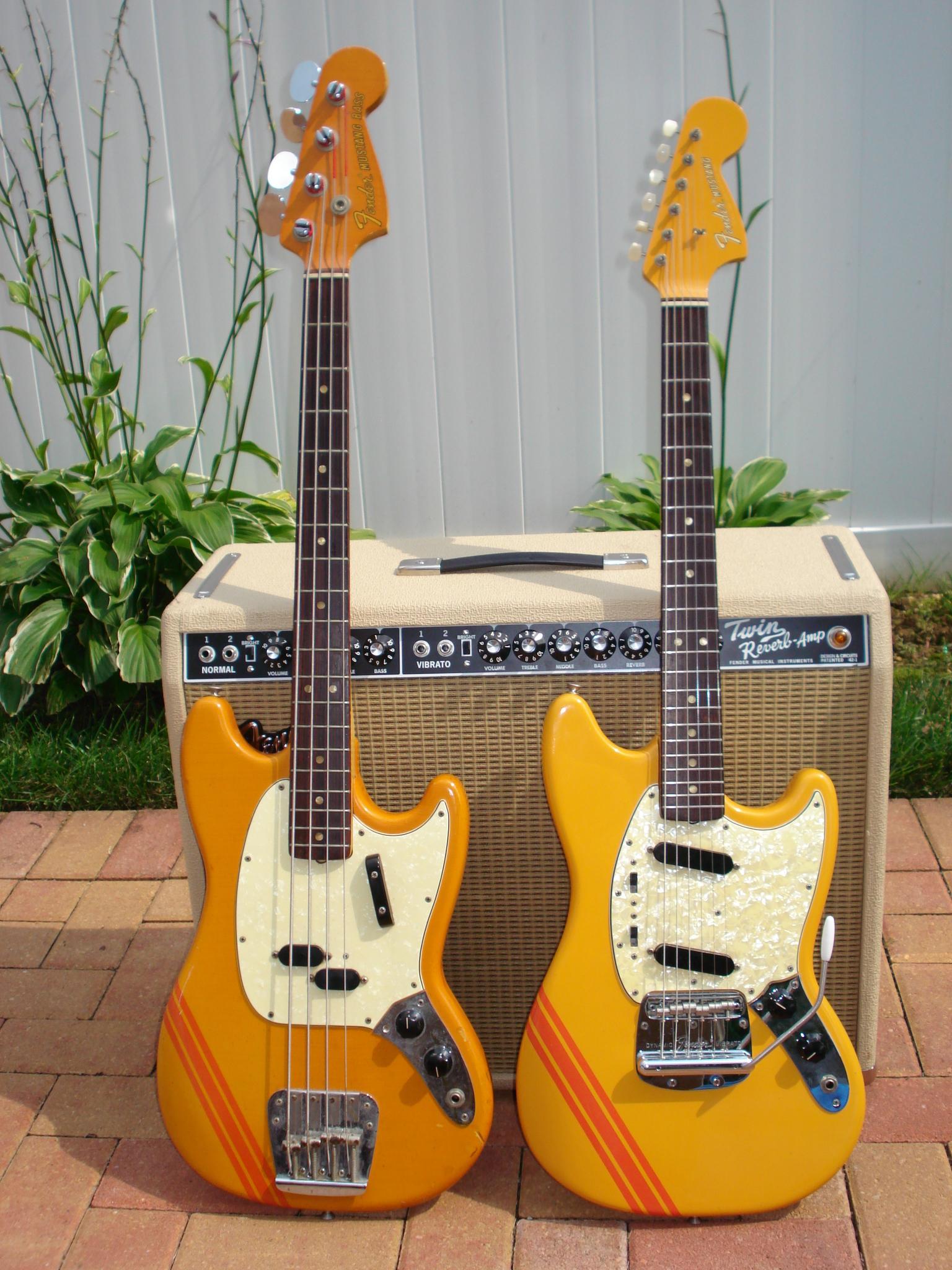 Mustangs-1969