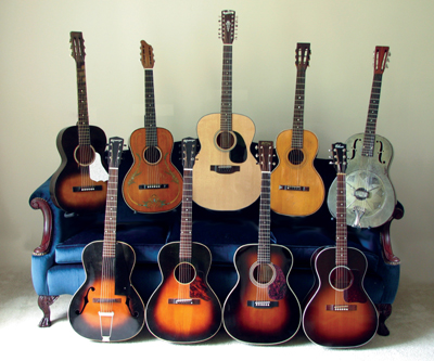 Acoustic Blues Family
