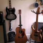 My vintage guitars