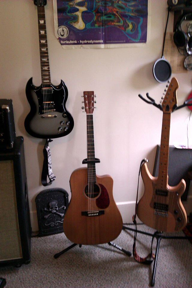 My vintage guitars