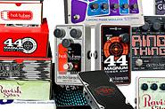 Vintage Guitar magazine Electro-Harmonix