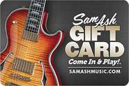 Sam Ash $500 e-cert Give away Vintage Guitar magazine