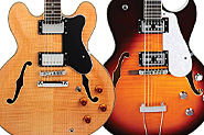 a XV-900 and a XV-950 Vintage guitar magazine Giveaway