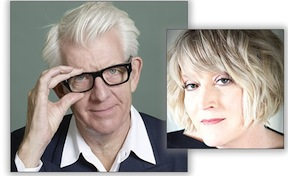 Nick Lowe and Kim Richey to tour.