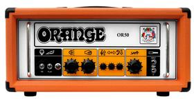 Orange OR50 amp