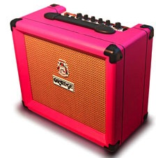 Orange CR20LDX in pink