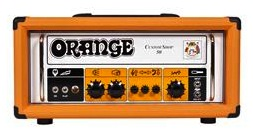 Orange introduces Custom Shop 50