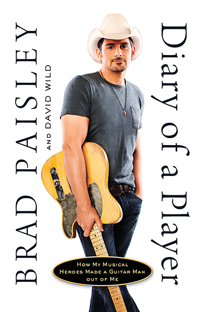Brad Paisley  How My Musical Heroes Made a Guitar Man Out of Me