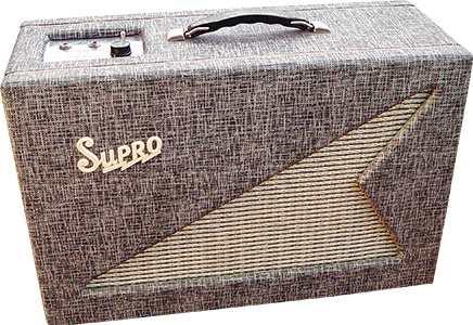 Pandora's Stompboxes – Supro Reverberation