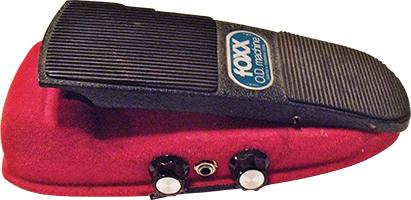 Pandora's Stompboxes – Foxx Fuzz Machine