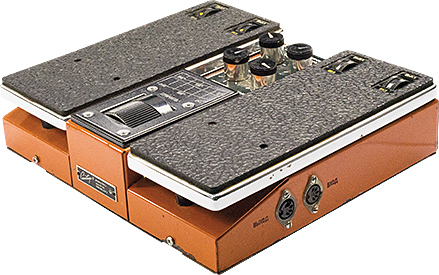 Pandora's Stompboxes – Specter-3 Fuzz Wah