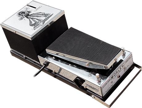Pandora's Stompboxes – Morley Rotating Wah RWV