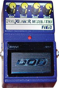Pandora's Stompboxes – DOD FX 13 Gonkulator