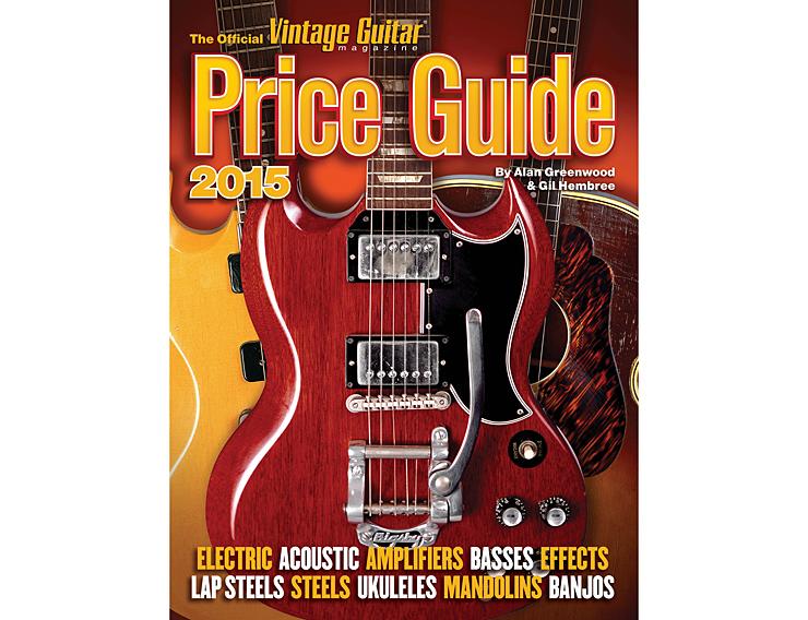 Price Guide 2015