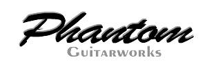 Phantom Guitars Logo
