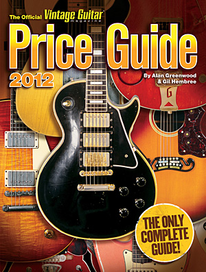VG Price Guide 2012