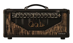 PRS 2 Channel Custom amp, Brent Mason signature, Paul's Guitar/MDT amp.