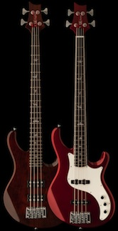 PRS SE Kestrel and SE Kingfisher