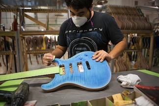 Prs Opens Museum Store Offers Factory Tours Vintage Guitar Magazine
