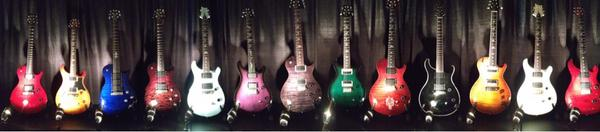 PRS spread.