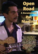 Pat Martino Open Road