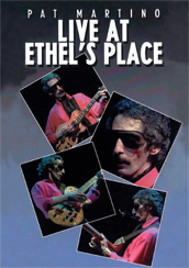 Pat Martino live at Ethel's Place