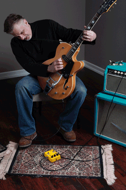 Pete Anderson set to appear at Fargen Amps booth at NAMM.