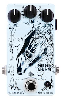 pro tone pedals introduces essential dead horse vintage guitar magazine. Black Bedroom Furniture Sets. Home Design Ideas