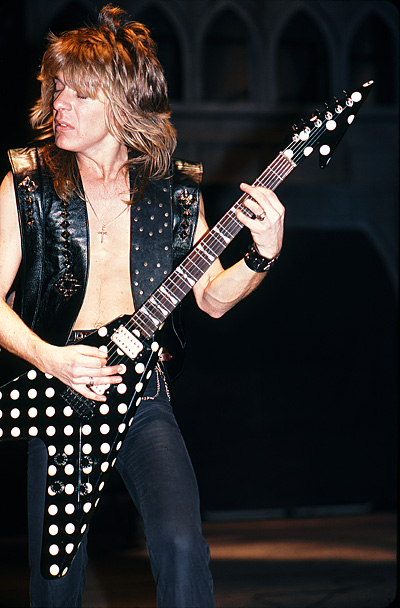the unique guitar blog  randy rhoads and his very unique