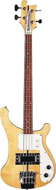 1972 Rickenbacker 4000