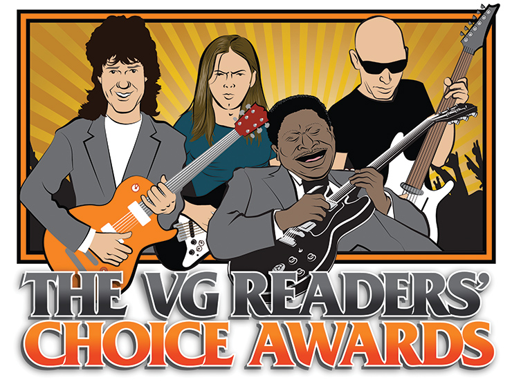 VG Readers' Choice Awards 2015