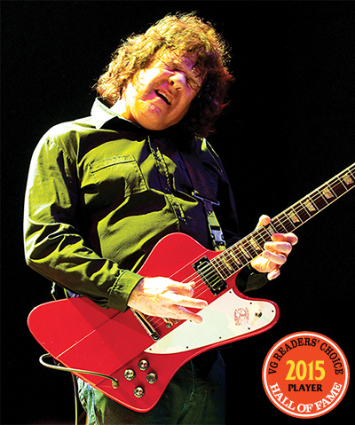 Gary Moore courtesy of livepict/Wikipedia.VG Readers' Choice Awards 2015