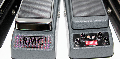 Real McCoy Custom Wah Pedals