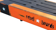 Rebel Boards' Rockstar Pedalboard