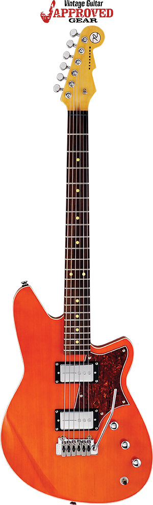 Reverend Descent H90 Baritone