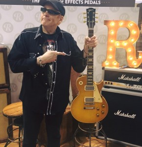 Rick Nielsen of Cheap Trick has teamed up withReverb.com to get some gems from his private collection into new hands.
